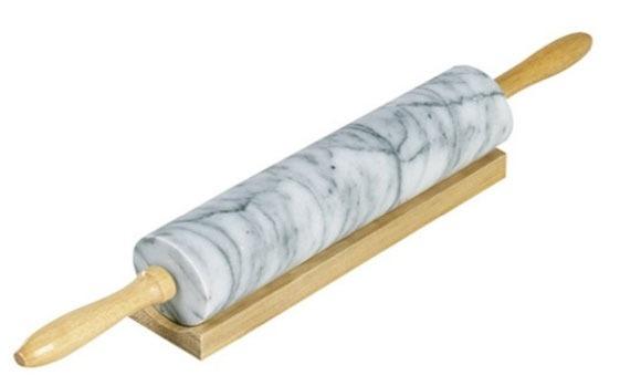 Rodillo de marmol for Utensilio para amasar